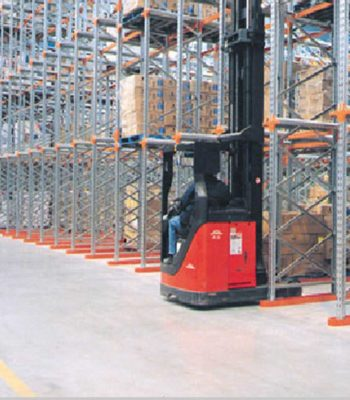 Drive-In-Pallet-Racking