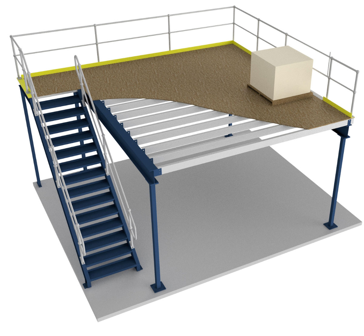 Mezzanine Flooring Options Carpet Vidalondon